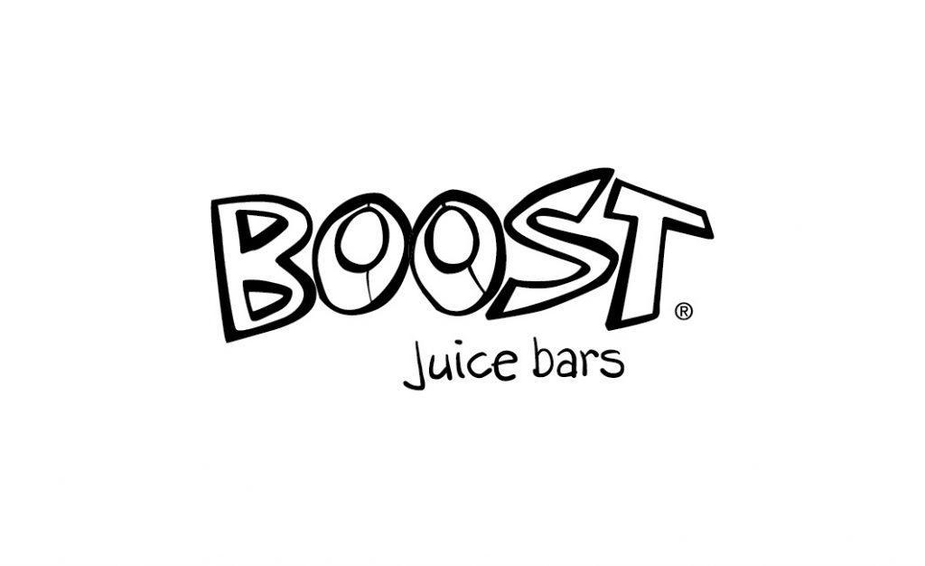Boost Juice Bars Logo